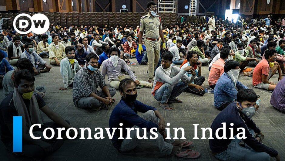 India eases lockdown despite infection spike   Coronavirus Update