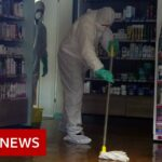 Coronavirus infection closes UK medical centre- BBC News