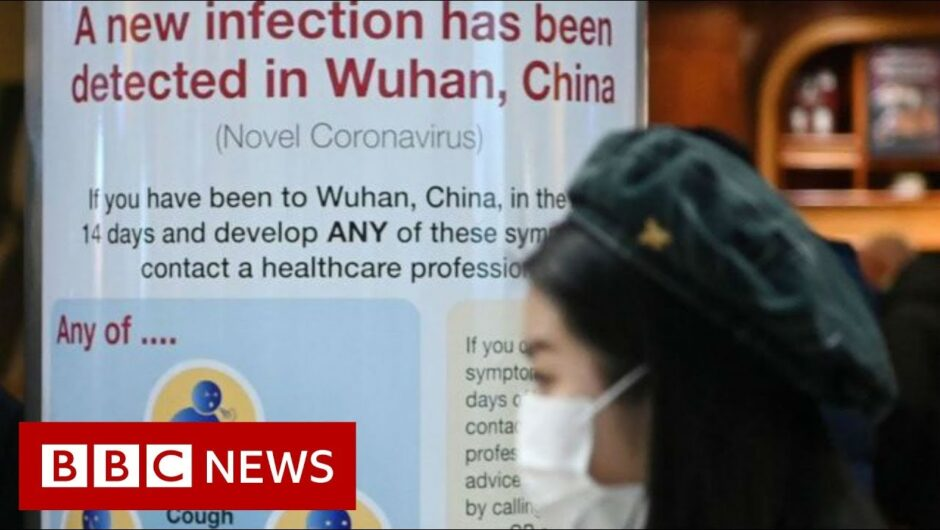 Two coronavirus cases confirmed in UK – BBC News
