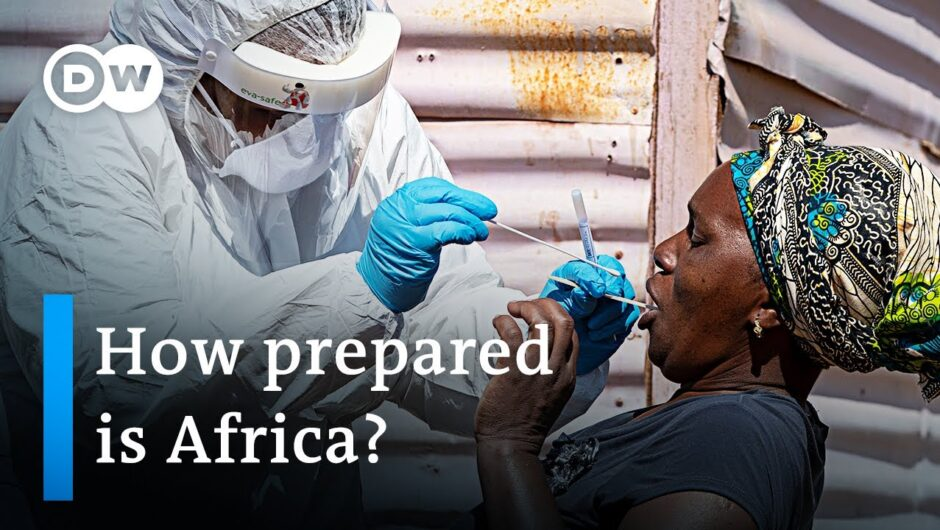 How Ebola prepared Africa for the coronavirus | DW News