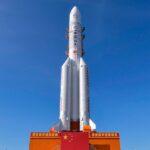 Watch China's Tianwen-1 Mars Launch