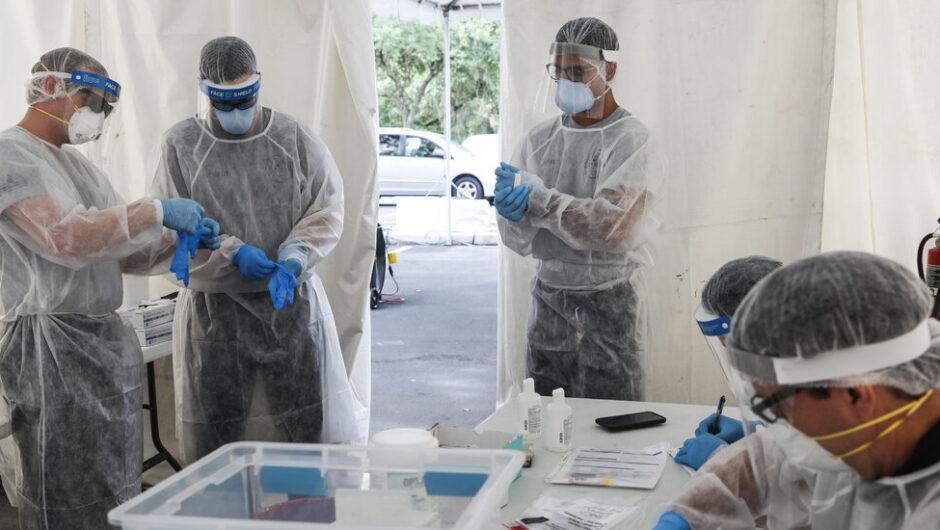 Russian Intelligence Agencies Push Disinformation on Pandemic