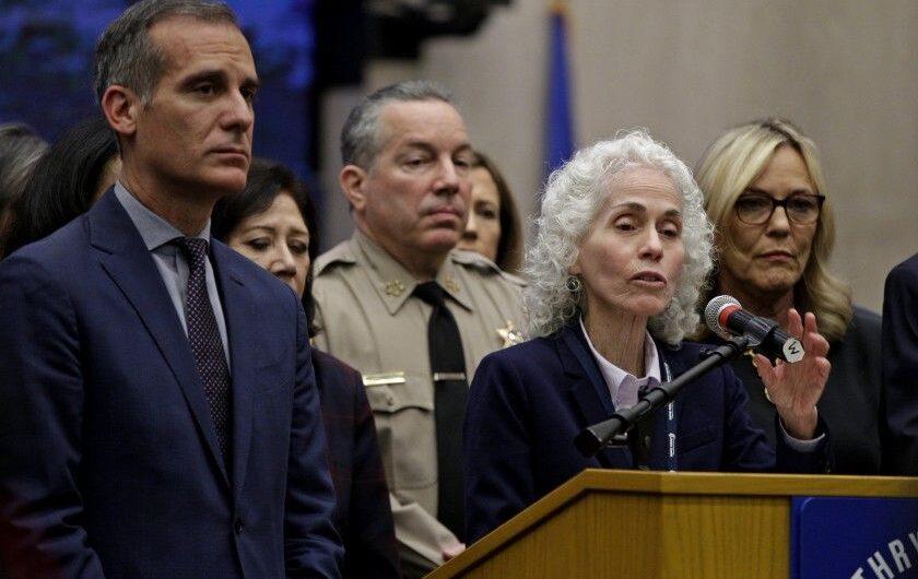Los Angeles has a coronavirus leadership crisis