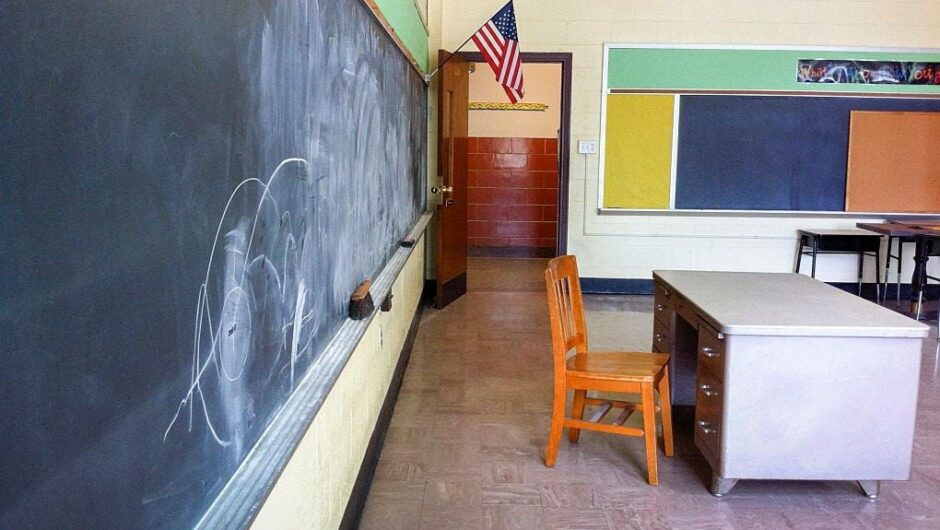 Despite physically distancing and wearing masks, 3 Arizona teachers who shared a classroom to online teach caught the coronavirus and one died