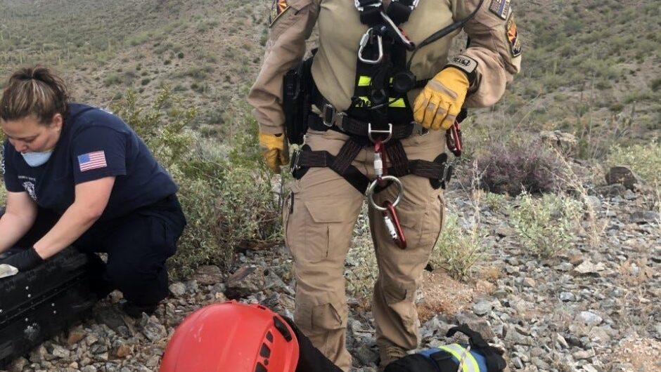 Migrant rescues in Arizona desert exceed 2019 total despite COVID-19 pandemic