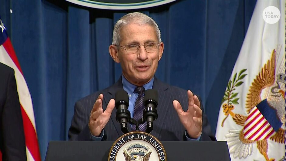 Dr. Anthony Fauci says he hasn't briefed Trump in at least two months, despite pandemic resurgence