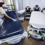 Coronavirus data is funneled away from CDC, sparking worries