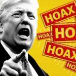 Trump identifies another hoax: The coronavirus
