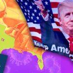Coronavirus pandemic rips through red states | Planet America