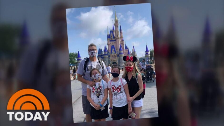 Disney World Reopens As Coronavirus Cases Spike In Florida | TODAY