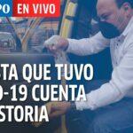 Coronavirus en Colombia: Taxista cuenta cómo contagió a toda su familia