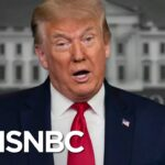 Trump Says COVID-19 Crisis Is 'Being Handled' As U.S. Sets A New Case Record | The 11th Hour | MSNBC