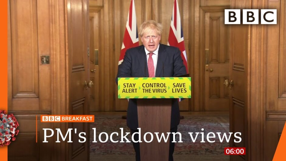 Boris Johnson 'does not want second national lockdown' – Covid-19: Top stories this morning – BBC