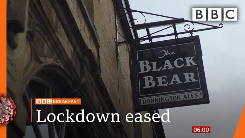 Pubs, restaurants and hairdressers reopen in England – Covid-19: Top stories this morning – BBC