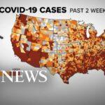 US coronavirus deaths soar as officials call for shutdowns | WNT