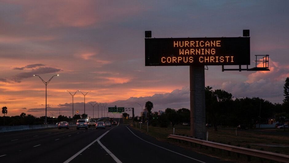Hurricane Hanna Could Batter Texas Region Struggling With Coronavirus