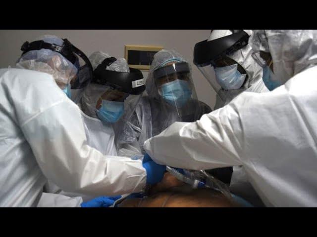 U.S. coronavirus cases surge as states like Arizona and Texas report record increases