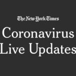 Coronavirus Live Updates: 'Red Zone' Warning for 18 U.S. States