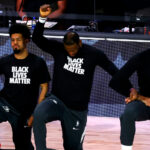 LeBron James Says He Doesn't Care if Trump Shuns N.B.A. Over Protests
