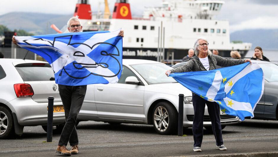 Brexit Behind Him, Boris Johnson Tries to Quiet Scotland's Calls to Leave U.K.