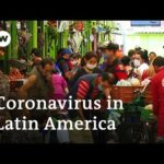 Coronavirus cases in Latin America top 100,000 | DW News