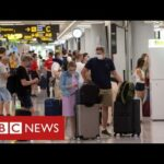 """UK says Spain quarantine """"absolutely necessary"""" and may be applied to other countries – BBC News"""