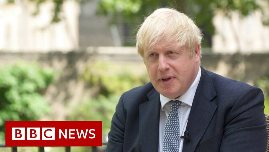 In full: Boris Johnson interview  – BBC News