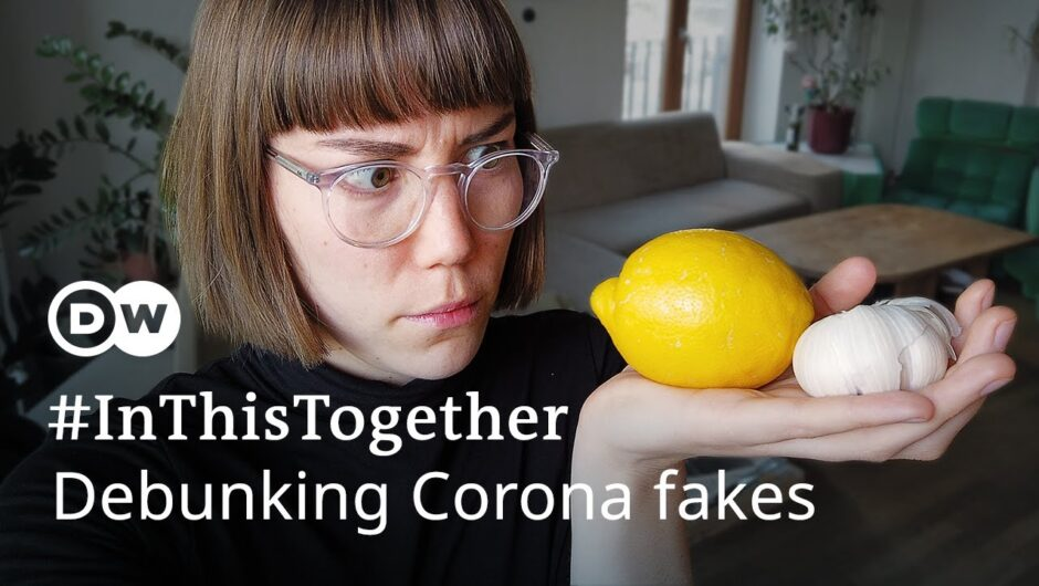 How to detect fake news on the coronavirus   #InThisTogether