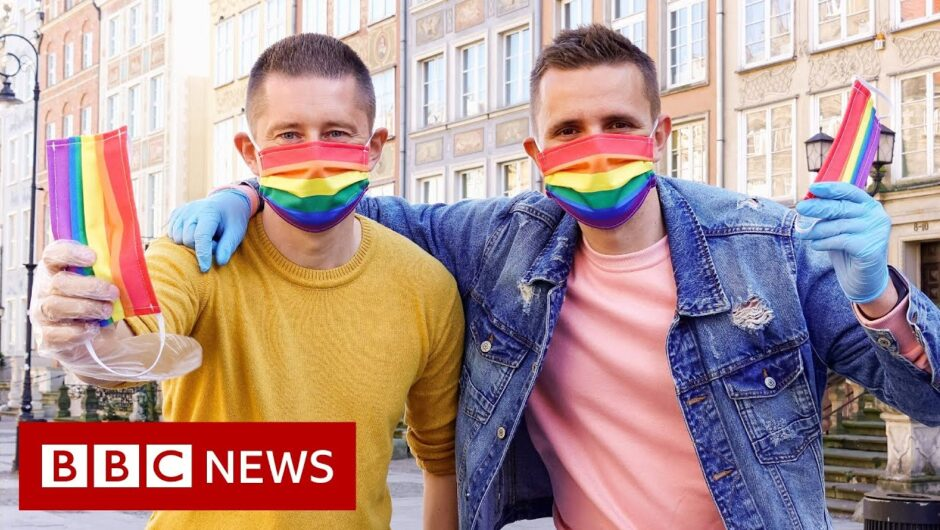 Poland election: The fight for LGBT rights – BBC News