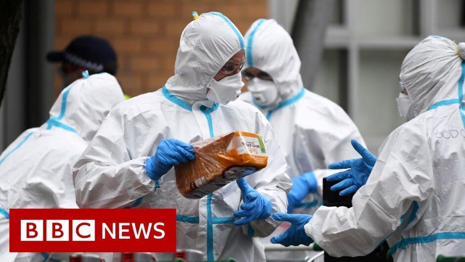 Coronavirus updates from around the world – BBC News