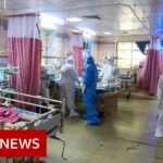Coronavirus in India: Inside a Mumbai hospital ICU