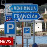 Coronavirus: Borders reopen across Europe – BBC News