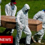 Coronavirus: Hard-hit Brazil removes data amid rising death toll – BBC News