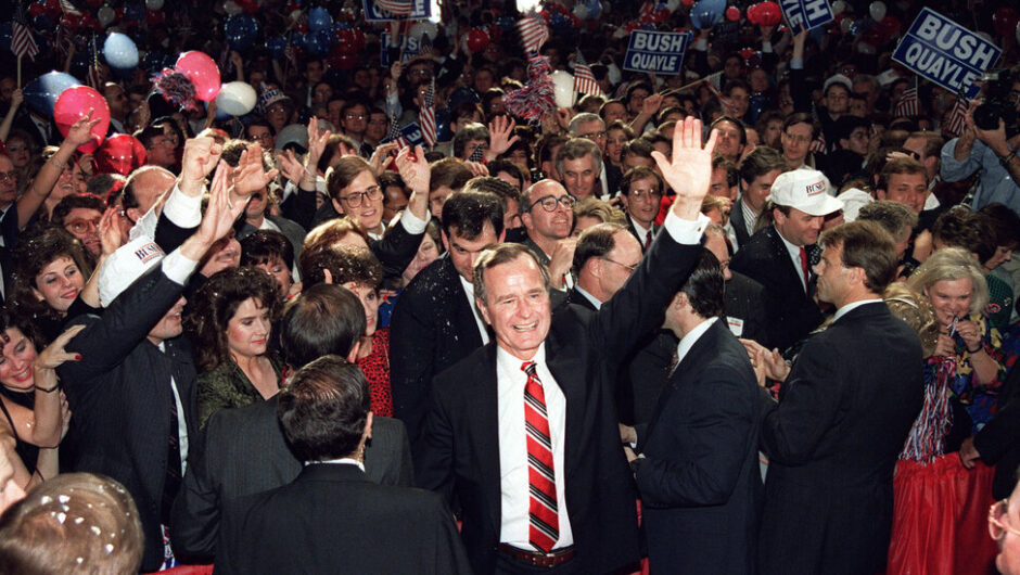 A Glimmer of Hope for Trump? How Bush Mounted a Comeback in 1988