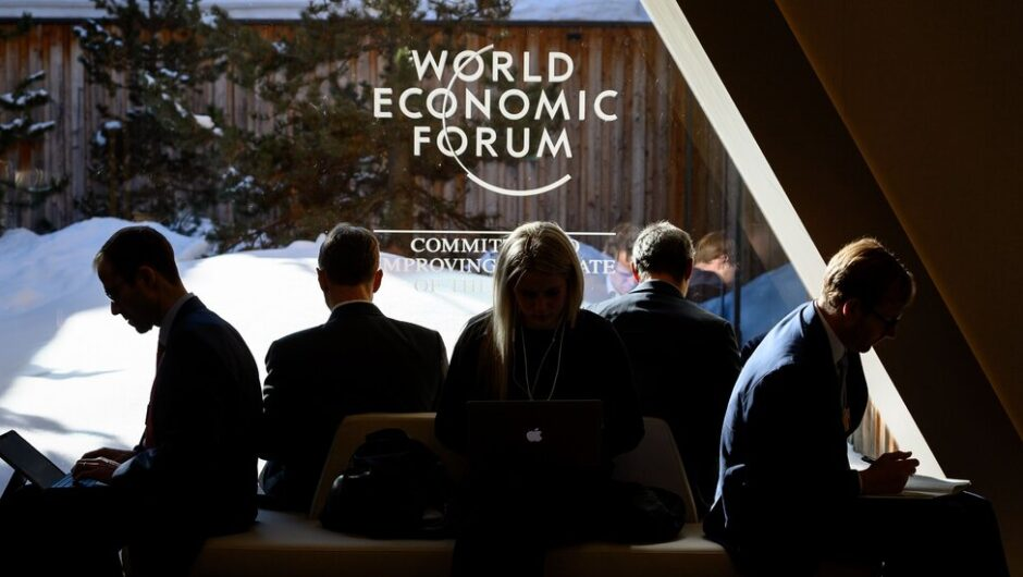 World Economic Forum Says Davos Summit Postponed: Live Updates
