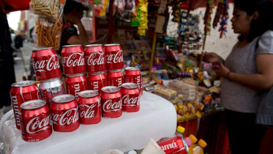 Soda or 'bottled poison'? Mexico finds a COVID-19 villain in sugary drinks