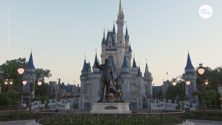 Disney World employees gain access to COVID-19 testing site actors' union requested