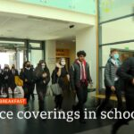 Heads want to know if masks allowed in school – Covid-19: Top stories this morning – BBC