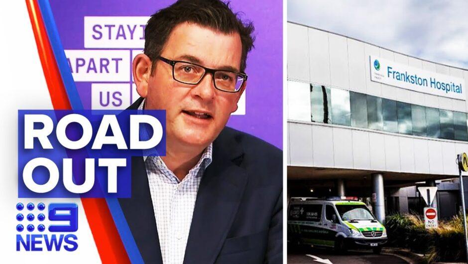 Coronavirus: Health staff in isolation in Victoria | 9 News Australia