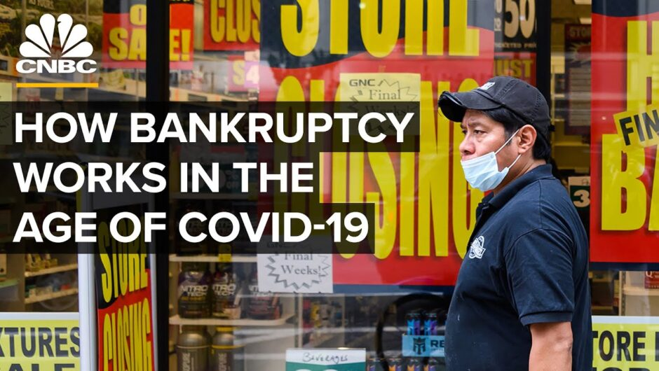 How Coronavirus Set Off A Bankruptcy Wave For The U.S. Economy