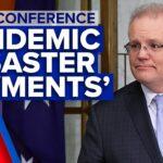Coronavirus: Prime Minister announces pandemic leave disaster payments | 9 News Australia