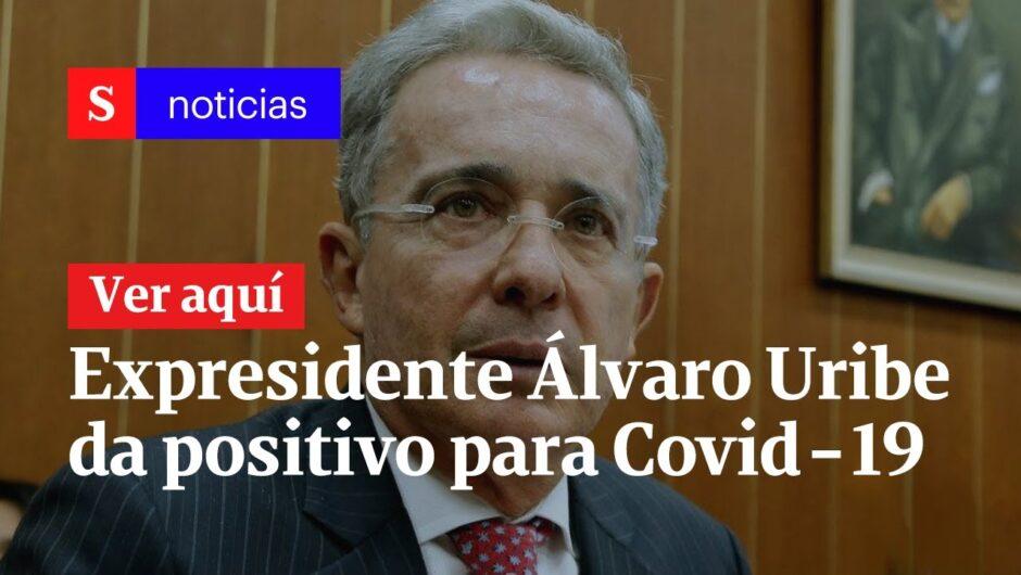 Álvaro Uribe, positivo para covid-19 | Semana Noticias