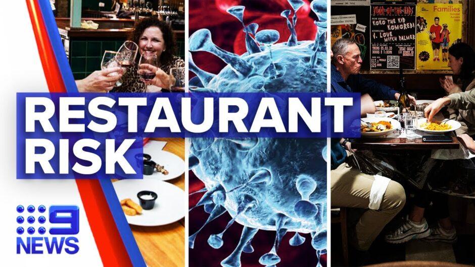 Coronavirus: Diners ordered to isolate amid restaurant positive cases   9 News Australia