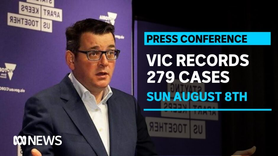 Victoria records 279 new COVID-19 deaths and 16 deaths | ABC News