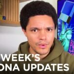This Week's Coronavirus Updates – Week of 7/27/2020 | The Daily Social Distancing Show
