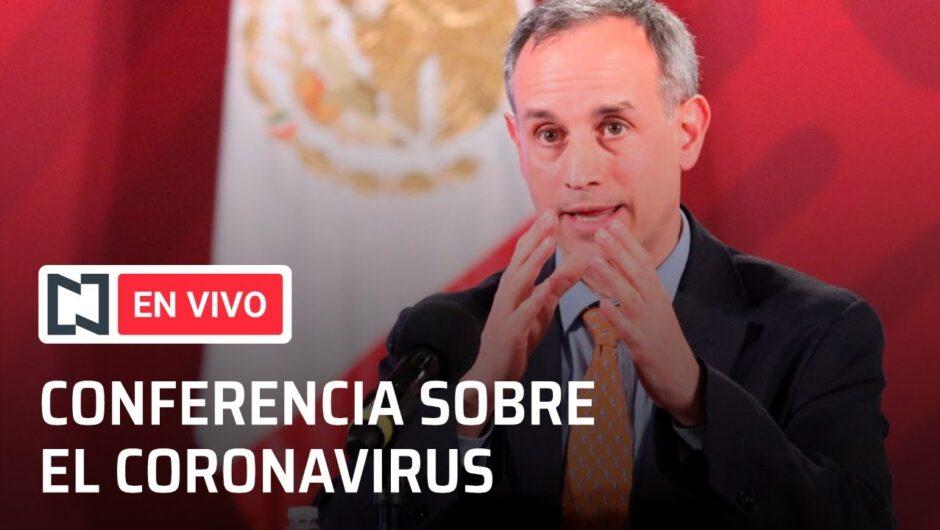 Conferencia Covid-19 en México – 27 agosto 2020