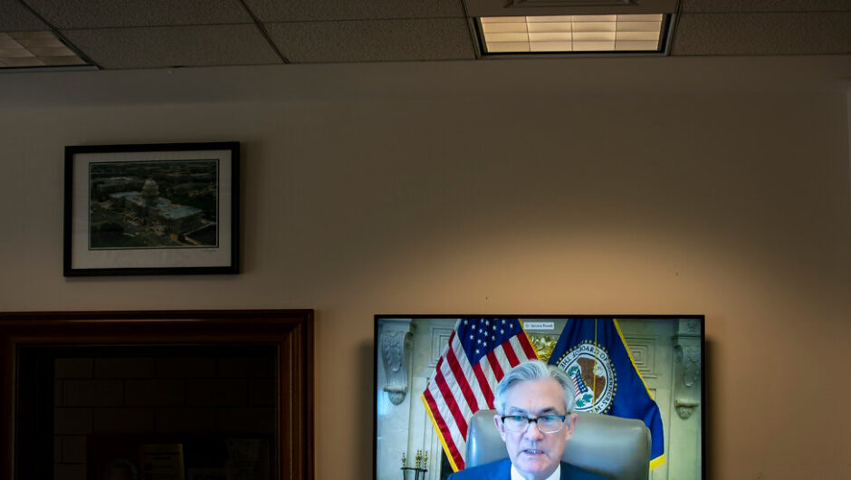 Fed's Shift Could Keep Interest Rates Low for Longer: Live Updates