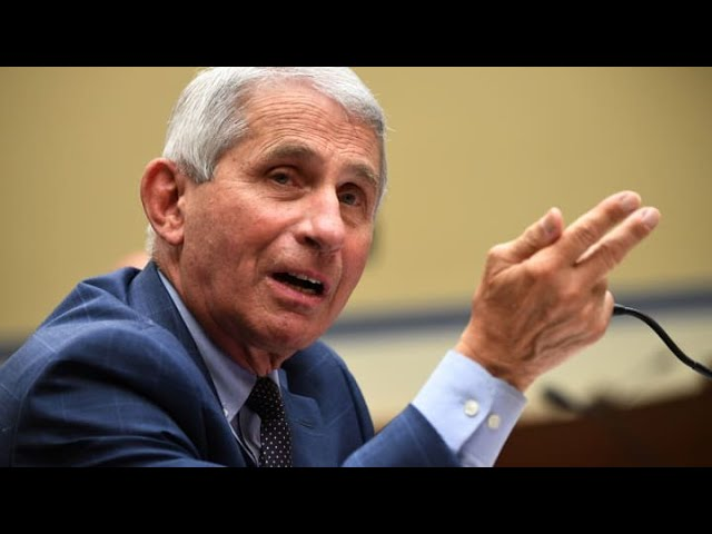 Dr. Anthony Fauci: There is 'a degree' of airborne spread of coronavirus