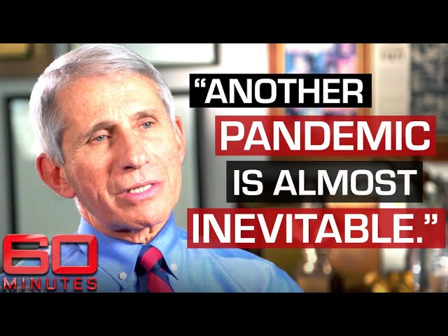 Dr Anthony Fauci's 2018 interview on flu dangers and future virus pandemic | 60 Minutes Australia
