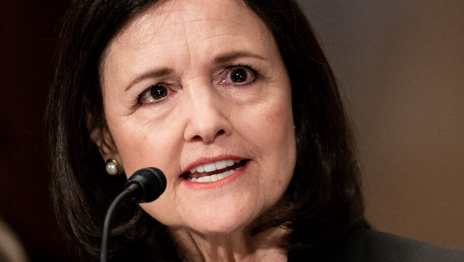 Embattled Fed Nominee Celebrates Free Markets, but Not in Her Backyard